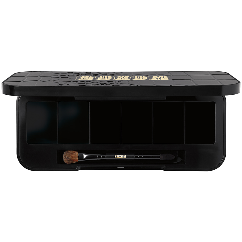 Empty Customizable 6-shade Compact