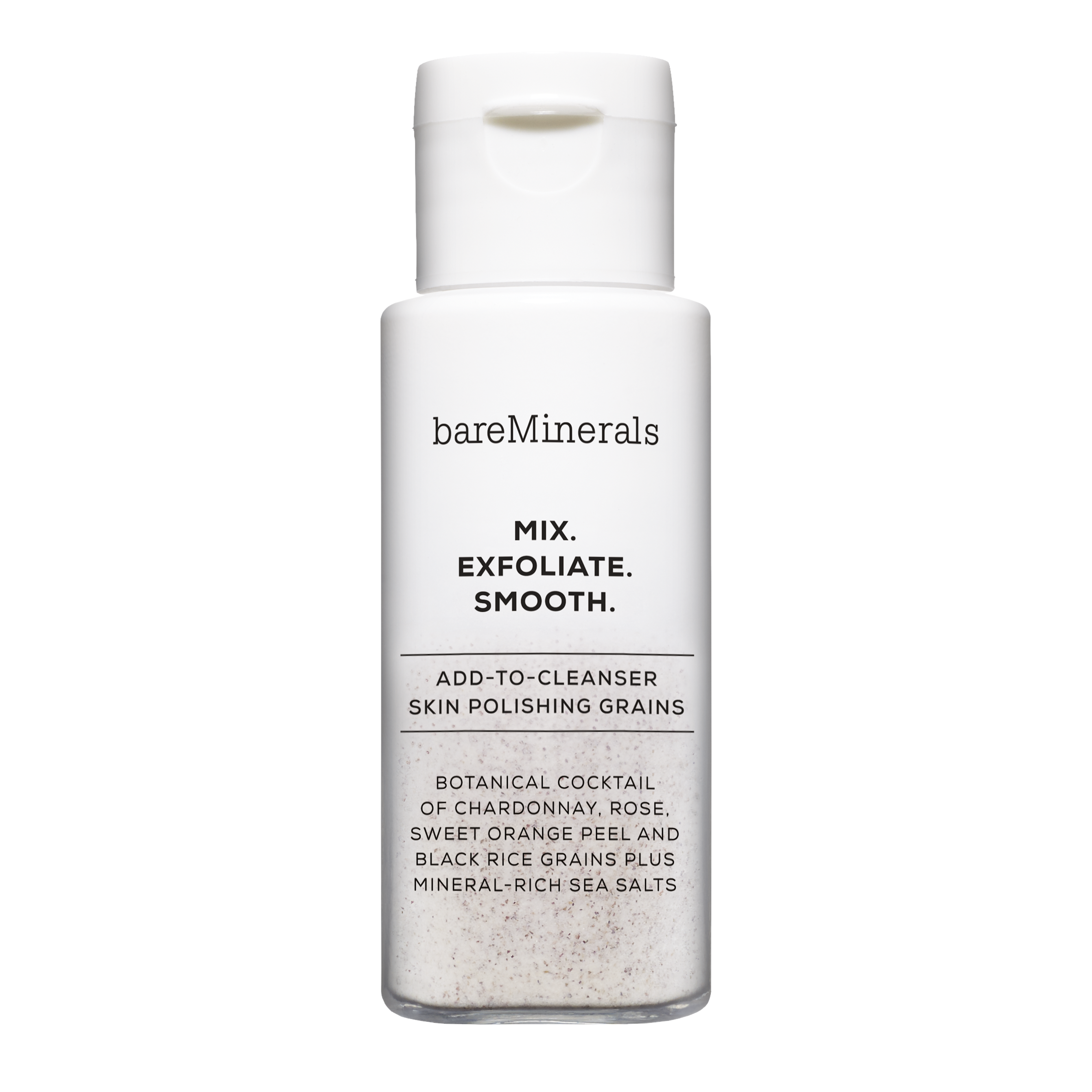 Skinsorials Mix. Exfoliate. Smooth. Add-To-Cleanser Skin Polishing