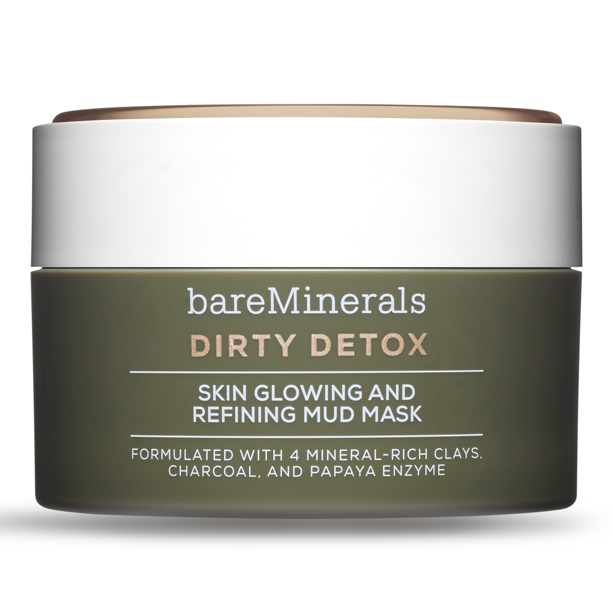 Dirty Detox  - Skin Glowing and Refining Mud Mask