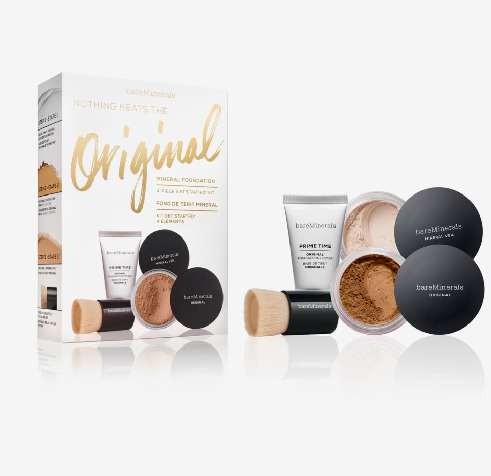 Grab & Go Get Started Kit Medium Tan