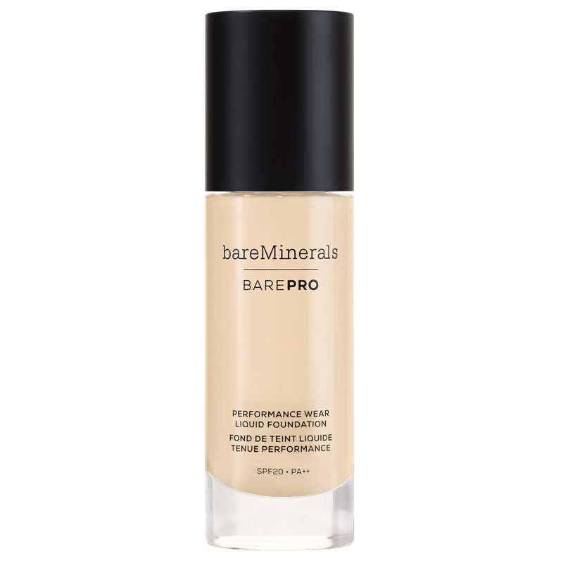 barePro Performance Wear Liquid Foundation SPF 20 01 Fair