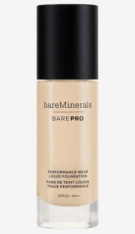 barePro Performance Wear Liquid Foundation SPF 20 01Fair