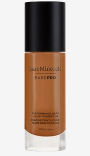 BAREPRO Performance Wear Liquid Foundation SPF 20 27 Cappuccino