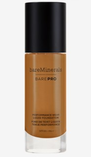 BAREPRO Performance Wear Liquid Foundation SPF 20 28 Clove