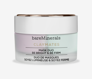 ClayMates Mask Duo Be Bright & Be Firm 220 g