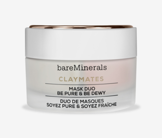 ClayMates Mask Duo Be Pure & Be Dewy