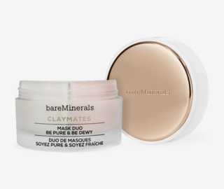 ClayMates Mask Duo Be Pure & Be Dewy 60ml