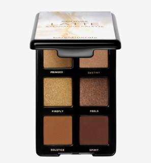 Gen Nude Eyeshadow Palette Natural Oasis Latte