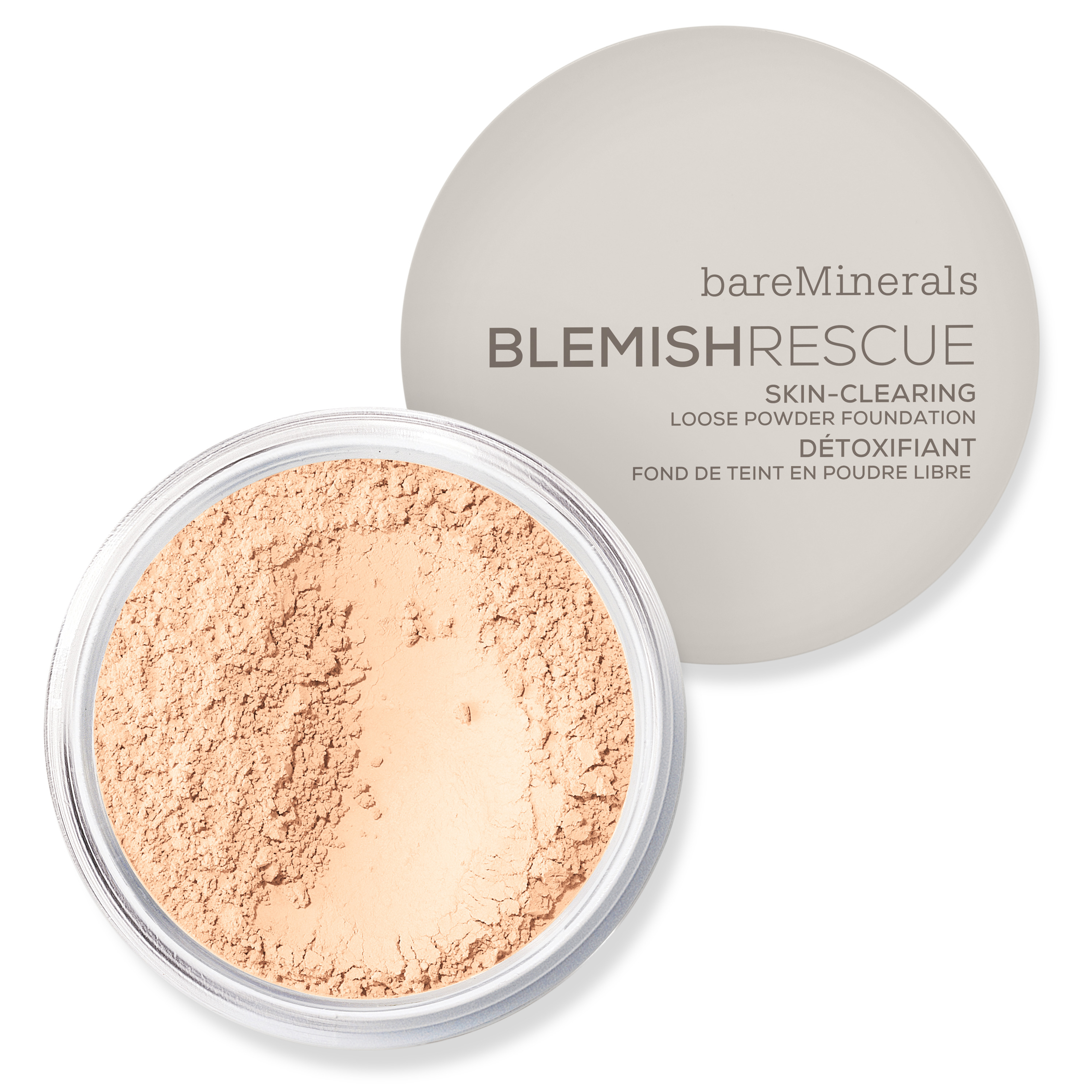 Blemish Rescue Skin Clearing Loose Powder Foundation Fair 1C