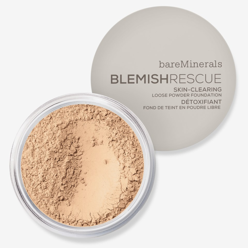 Blemish Rescue Skin Clearing Loose Powder Foundation Fairly Light 1NW