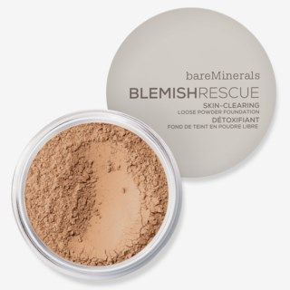 Blemish Rescue Skin Clearing Loose Powder Foundation 2.5N Medium Beige