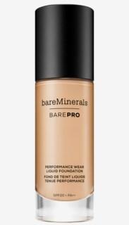 BAREPRO Performance Wear Liquid Foundation SPF 20 02Ivory