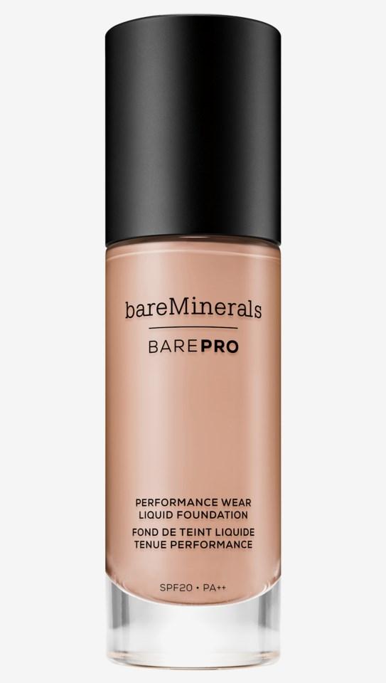 BAREPRO Performance Wear Liquid Foundation SPF 20 7.5Shell