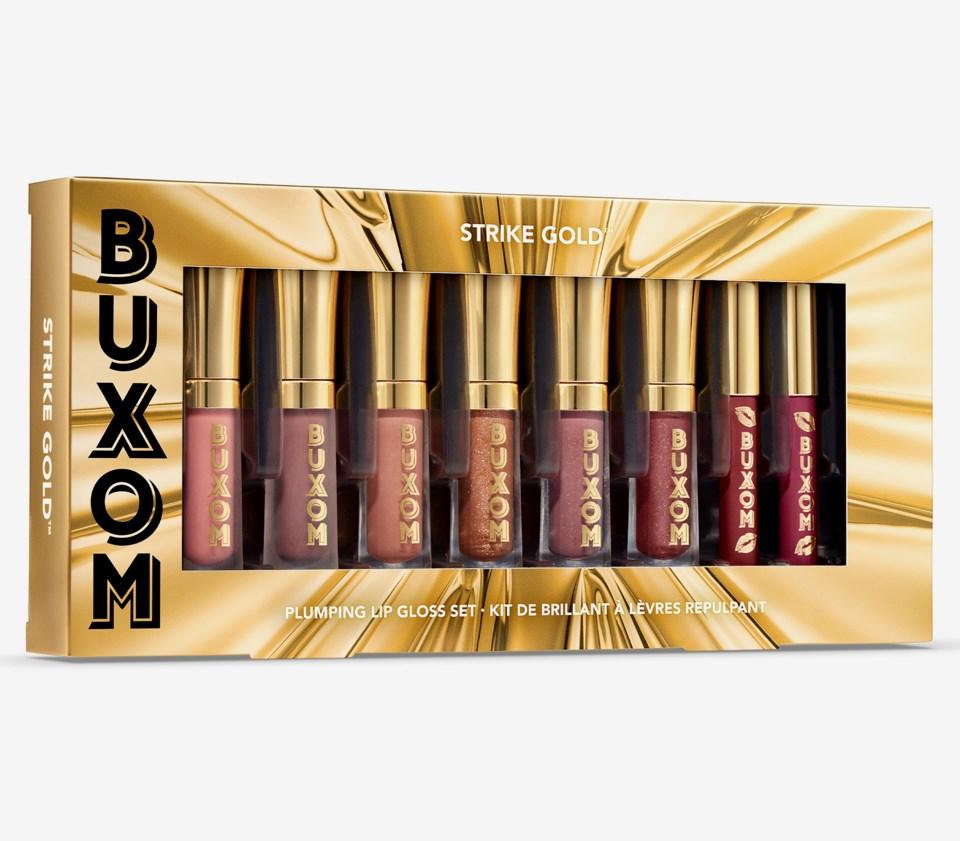 Strike Gold™Plumping Lip Gloss Set