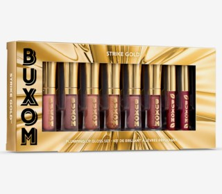 Strike Gold™Plumping Lip Gloss Set
