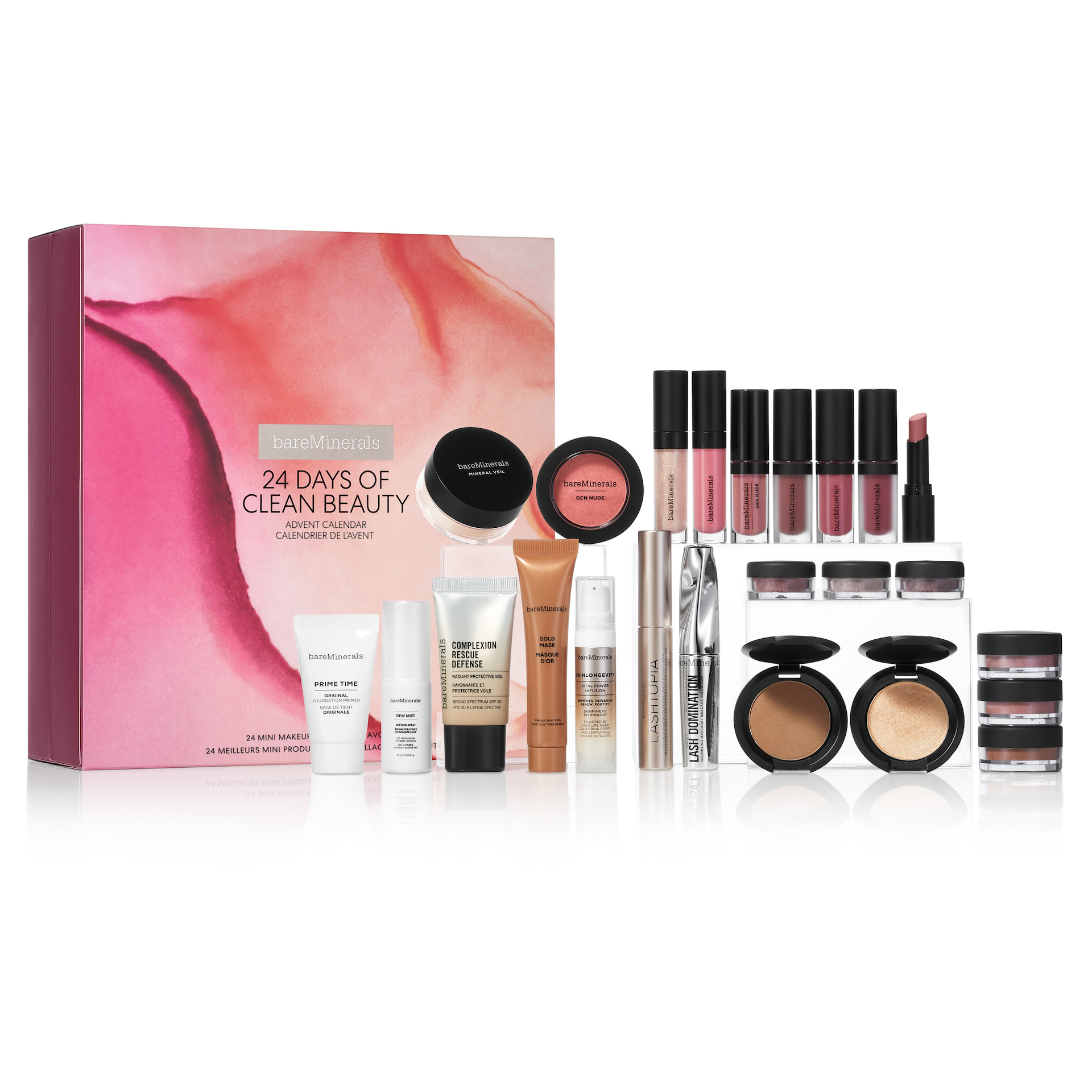 Bilde av 24 Days Of Clean Beauty Advent Calendar