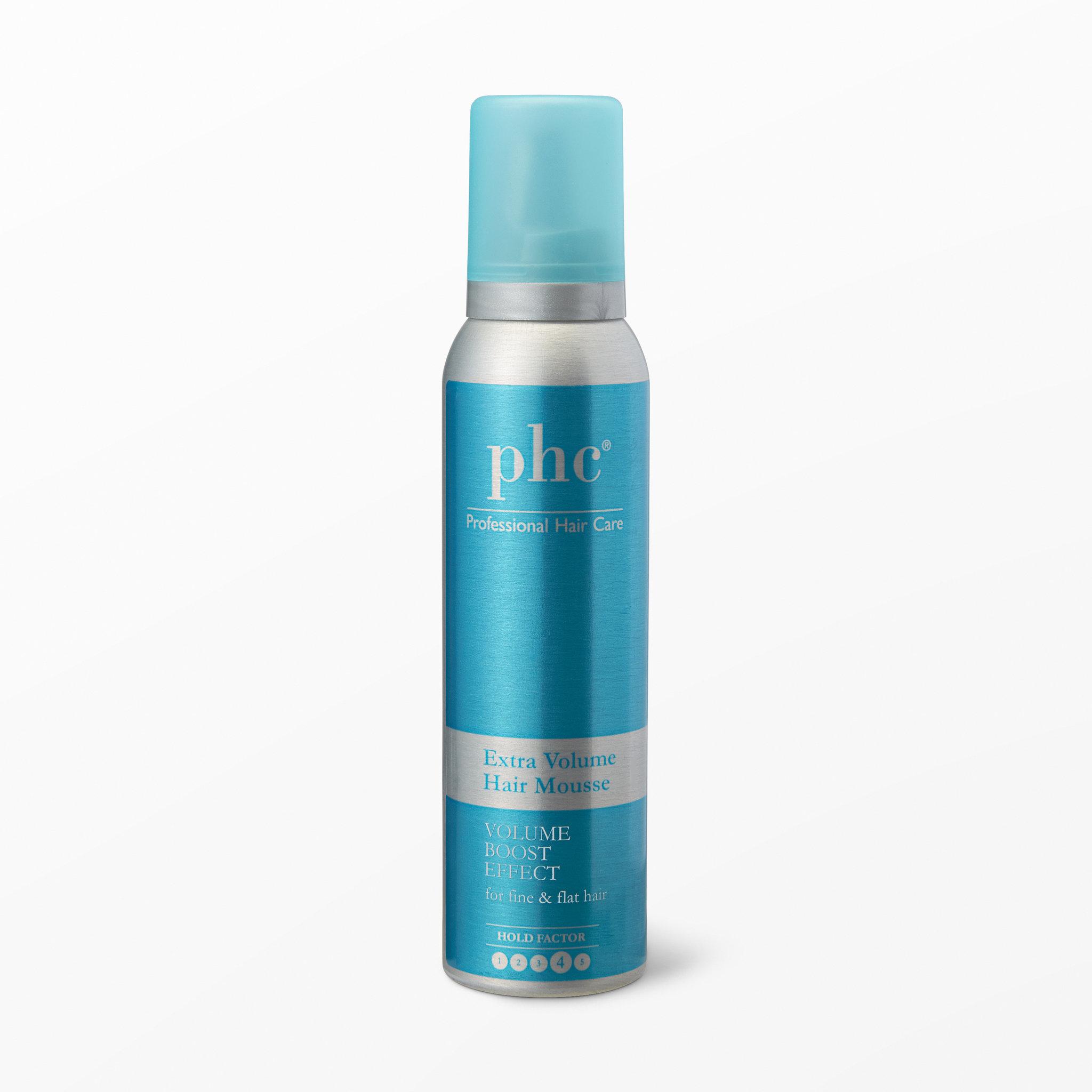 Extra Volume Hair Mousse 150ml