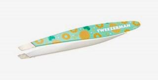 Mini Slant Tweezer Pineapple Punsch