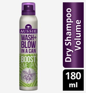 Wash + Blow Boost Me Up Dry Shampoo 180 ml