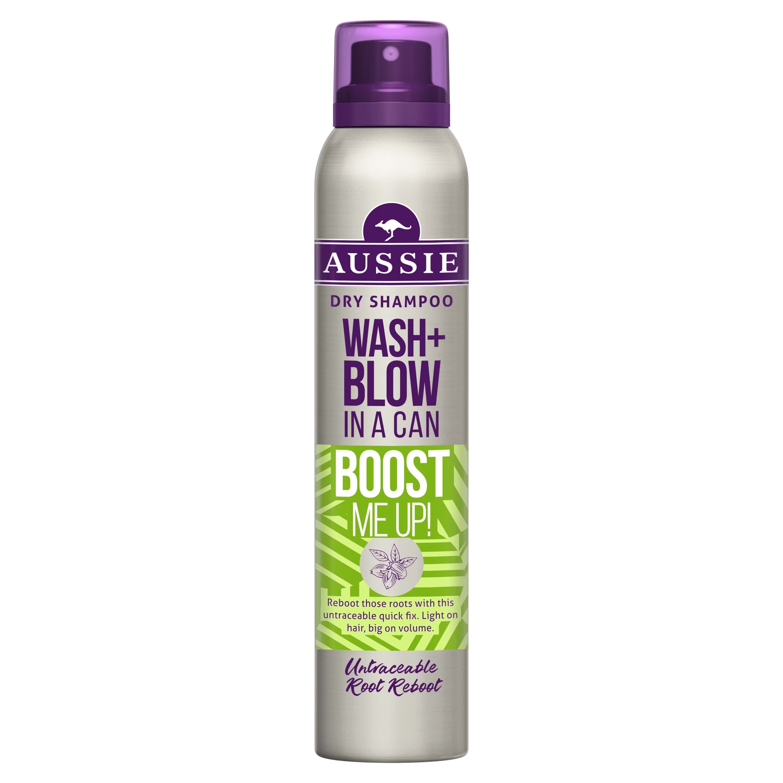 Wash + Blow Boost Me Up Torrschampo 180ml