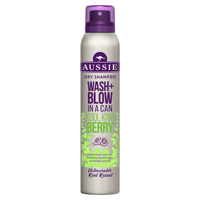 Wash + Blow Kool Kiwi Berry Torrschampo 65ml