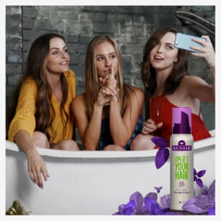 Uplift Your Hair Mousse 150ml