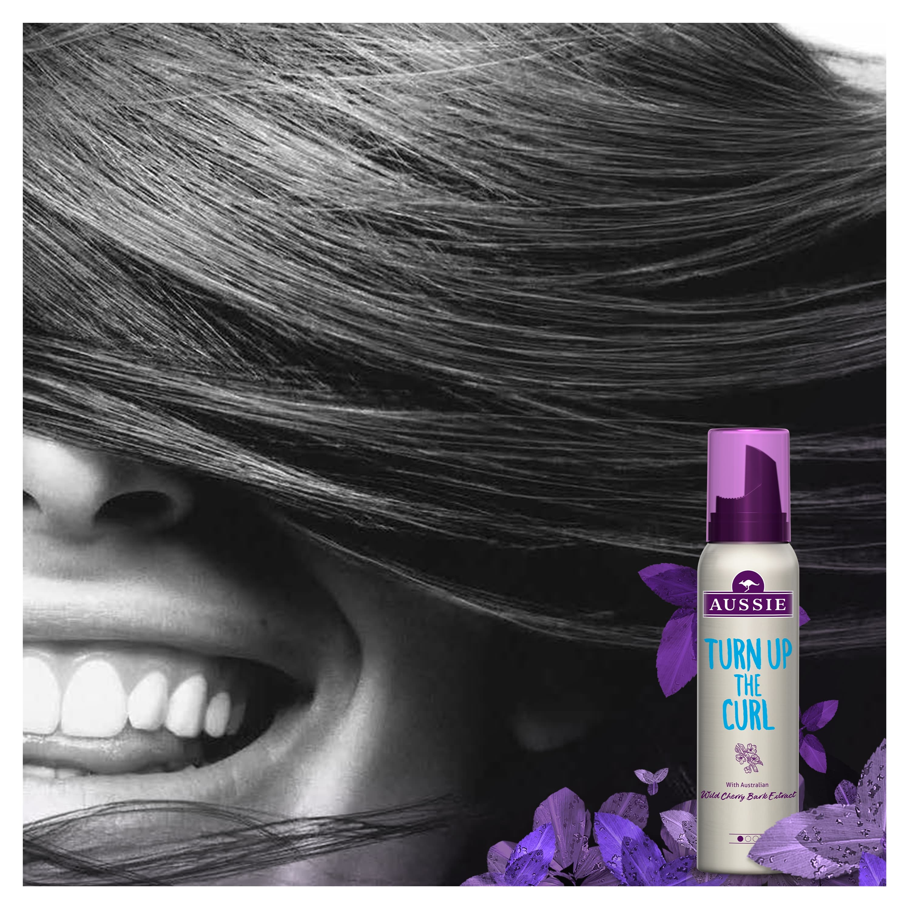 Turn Up The Curl Mousse, Curl Definition 150ml