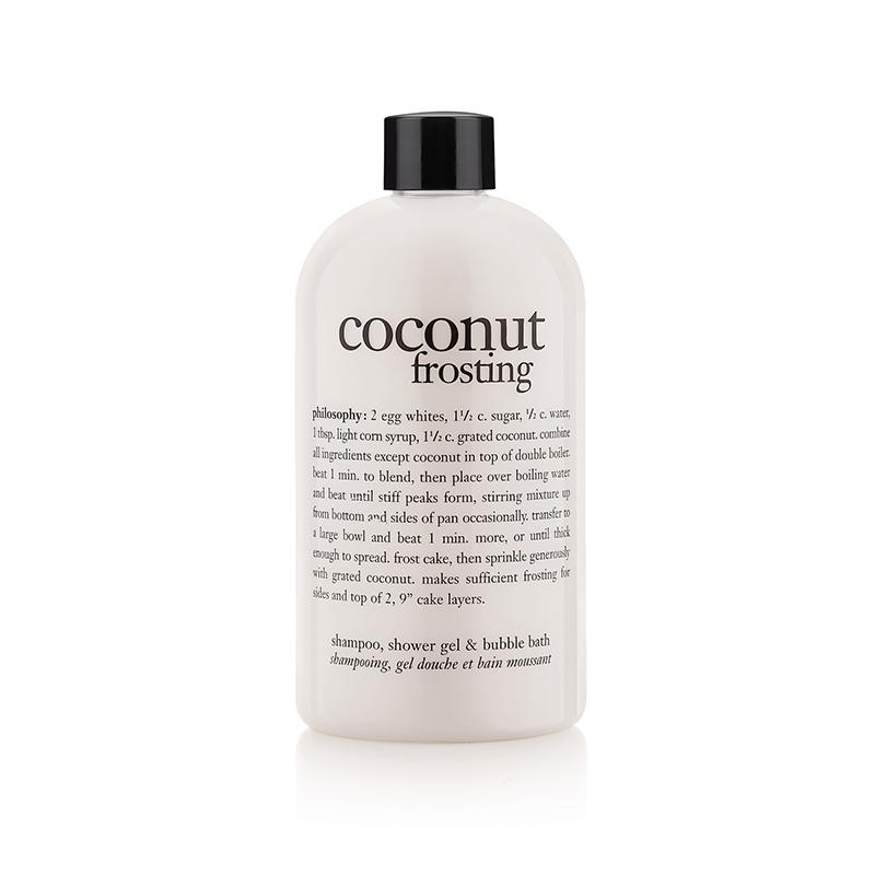 Bath & Body Shower Gel Coconut Frosting