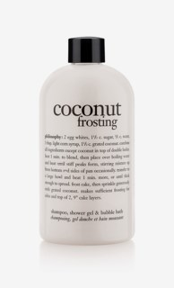 Bath & Body Shower Gel Coconut Frosting 480 ml