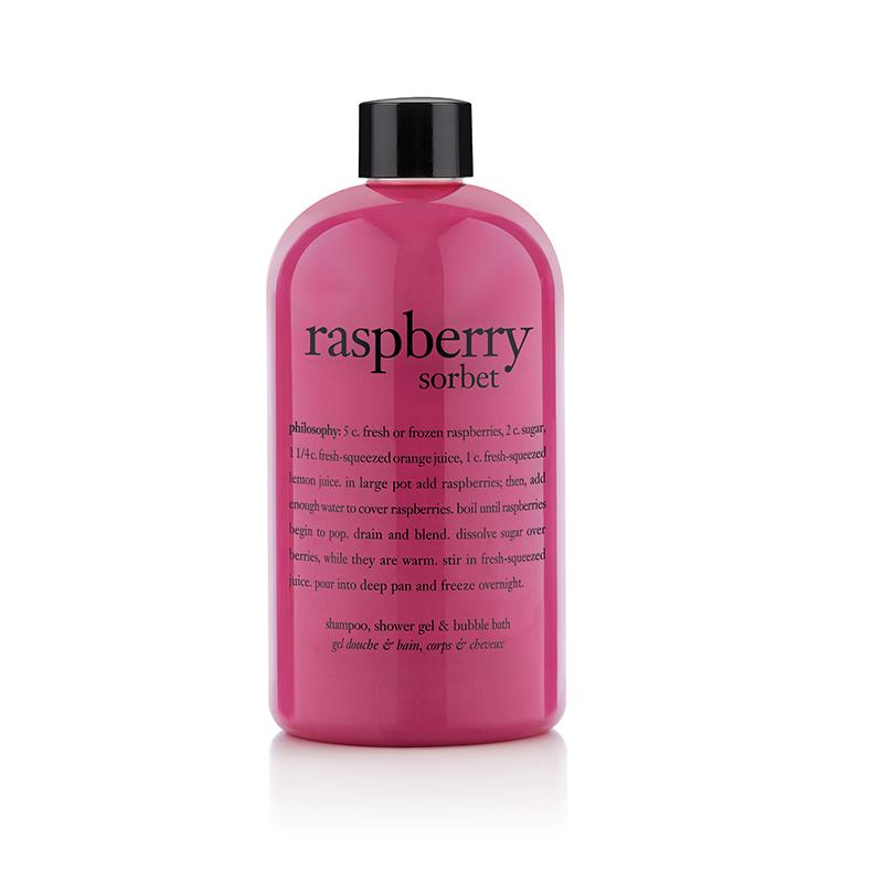 Bath & Body Shower Gel Raspberry Sorbet