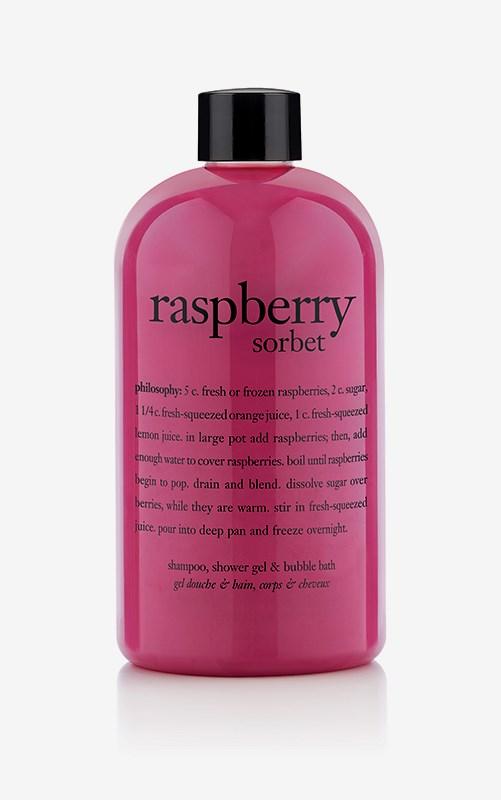 Bath & Body Shower Gel Raspberry Sorbet 480ml