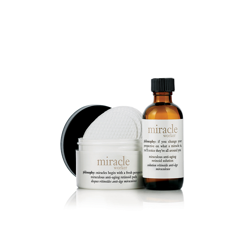 Miracle Worker Anti-aging Retinoid Pads 60st