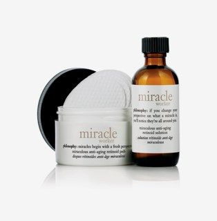 Miracle Worker Anti-aging Retinoid Pads 60 st