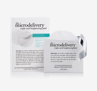 Microdelivery Triple-acid  Brightening Peel Pads 12 st