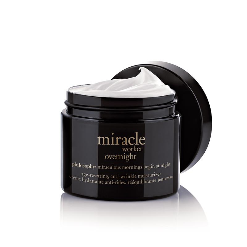 Miracle Worker Anti-aging Night Cream 60ml