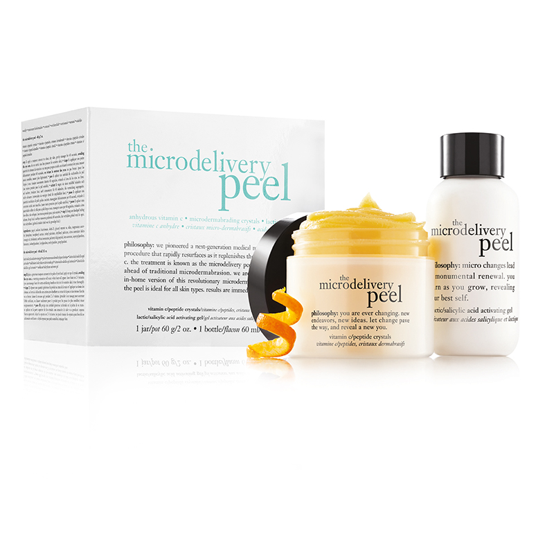 Microdelivery Vitamin C Peptide Peel
