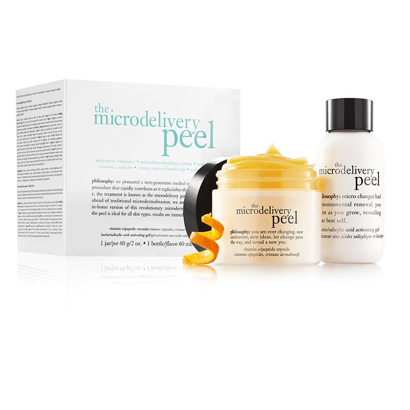 Microdelivery Vitamin C Peptide Peel