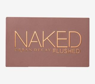 Naked Flushed Naked
