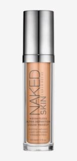 Naked Skin Weightless Ultra Definition Liquid Makeup 12.0, 30ml