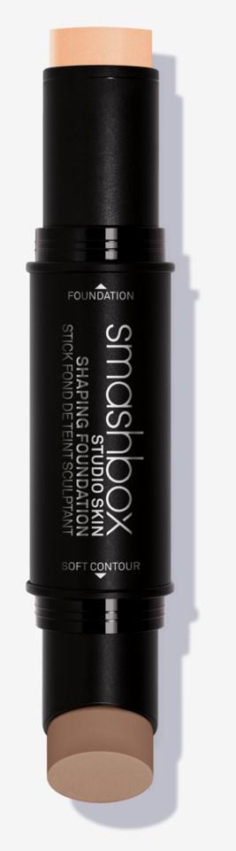 Studio Skin Shaping Foundation 0.5 Porcelain + Soft Contour