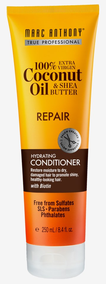 Hydrating Coconut Oil & Shea Butter Conditioner 250ml