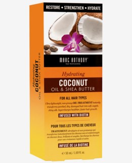 Hydrating Coconut Oil & Shea Butter Treatment 50 ml