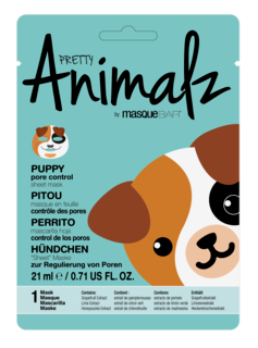 Animalz Puppy Sheet Mask