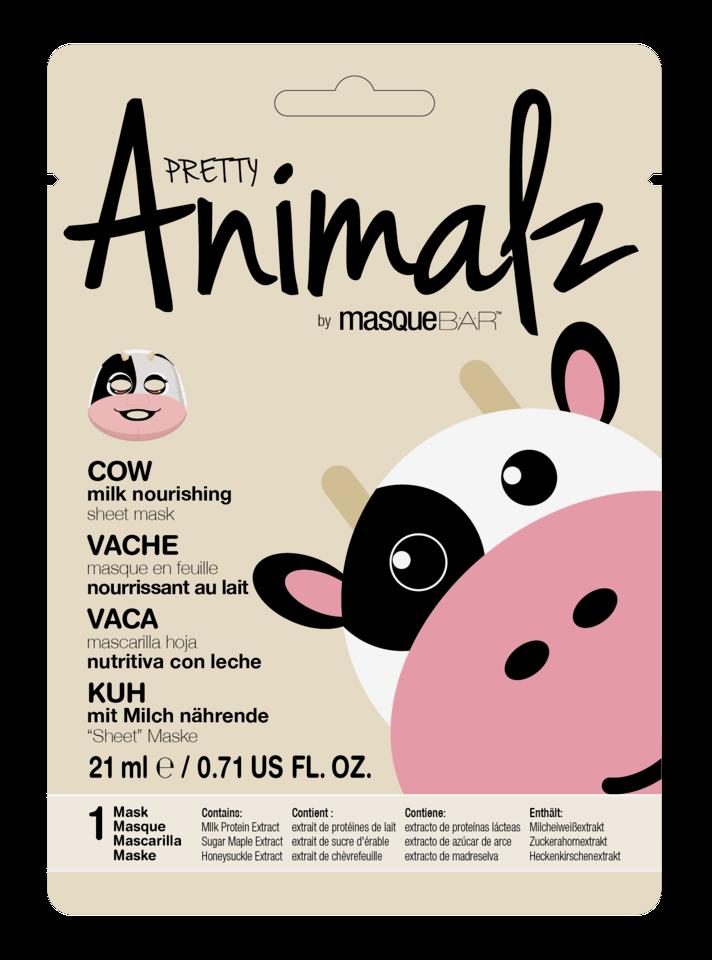 Animalz Cow Sheet Mask