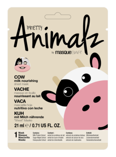 Animalz Cow Sheet Mask