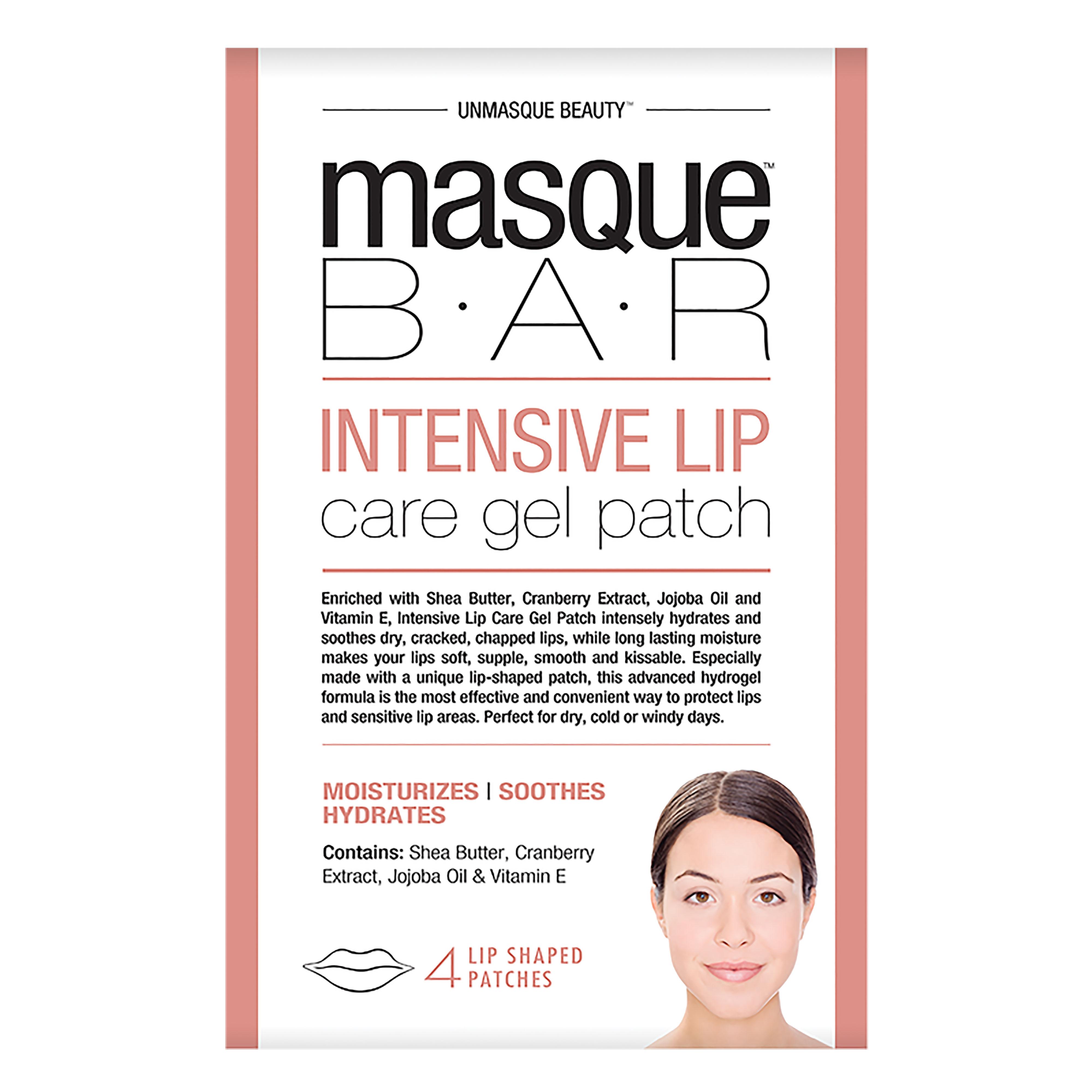 Intensive Lip Care Gel Patch 4st
