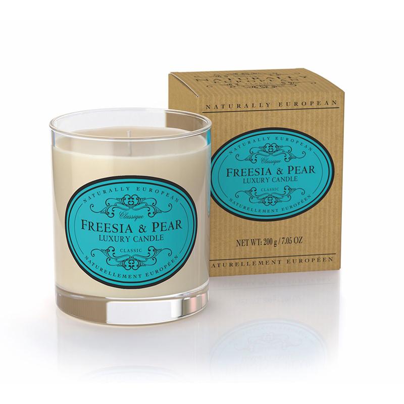 Candle Freesia & Pear