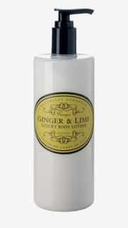 Ginger & Lime Body Lotion 500ml