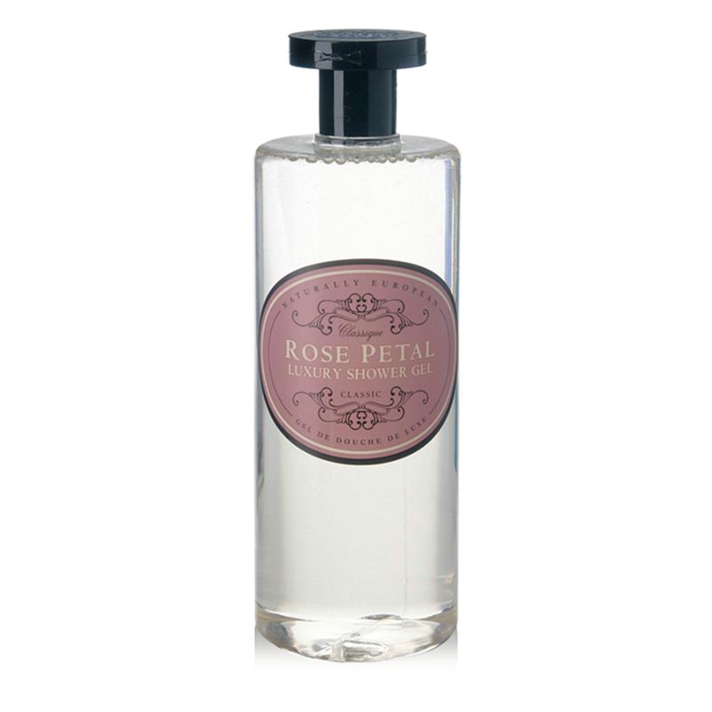 Shower Gel Rose Petal 500ml