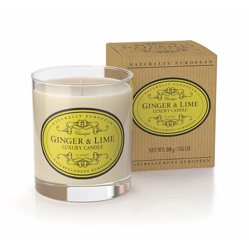 Candle Ginger & Lime
